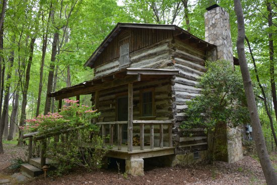Pilot Mountain, NC: Cabin #4