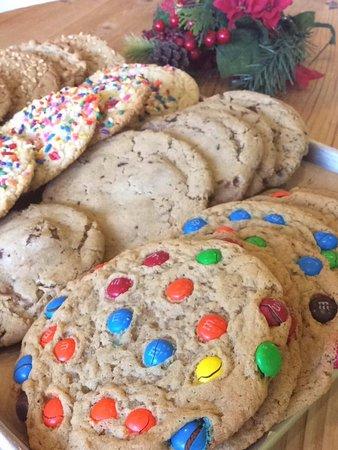 Elmhurst, IL: tasty cookies