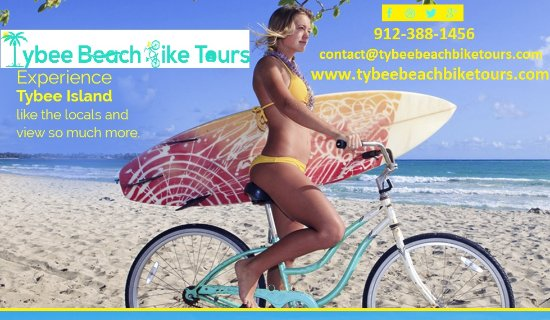 ‪Tybee Beach Bike Tours‬