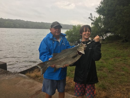 Nashville Fishing Charters - Percy Priest Lake
