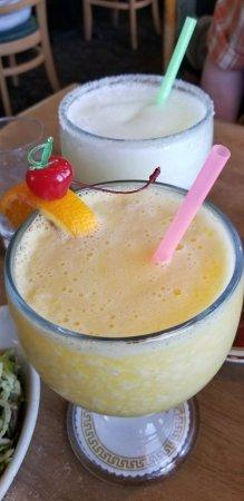 Wenatchee, WA: Mango and Regular Margaritas