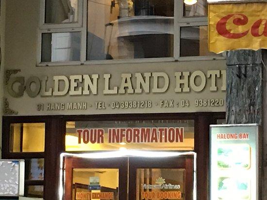 Golden Land Hotel : photo0.jpg