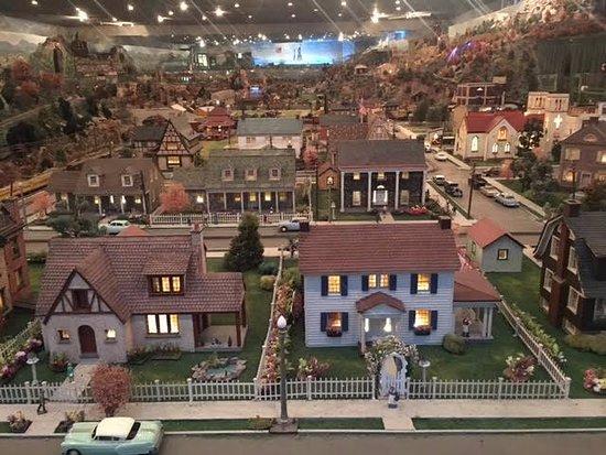 Shartlesville, PA: Suburbia, 1950s style