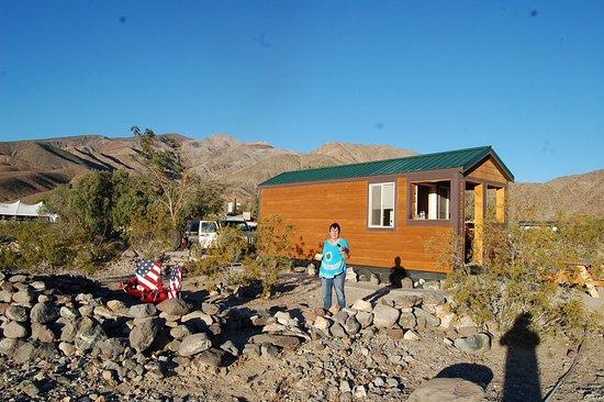 Panamint Springs Resort: Miner's cabin
