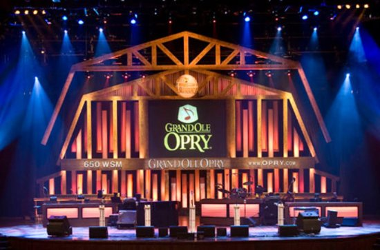 Nashville: Grand Ole Opry House and...