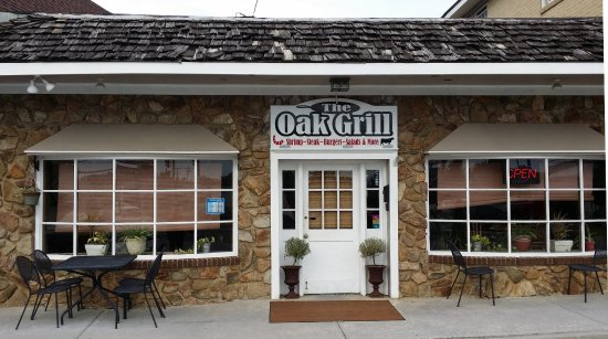 The Oak Grill in Front Royal VA