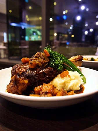 Straits Cafe: Lamb Shank