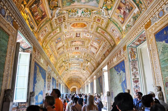 Skip the Line Vatican Tour: Vatican...