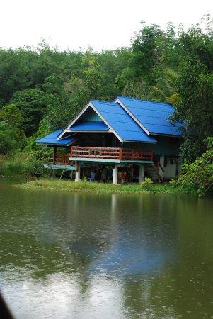 Sadao, Tailândia: บ้านพักตากอากาศผู้มีอันจะกิน ในสะเดา