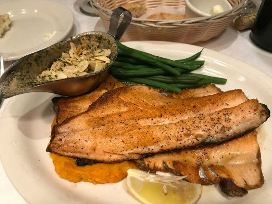 Needham, MA: Rainbow trout