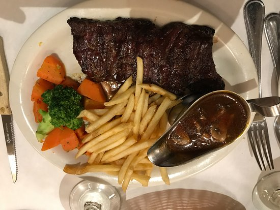 Needham, MA: Steak frites
