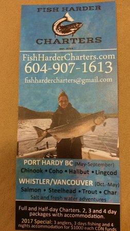 Port Hardy, Kanada: Good Fishing !