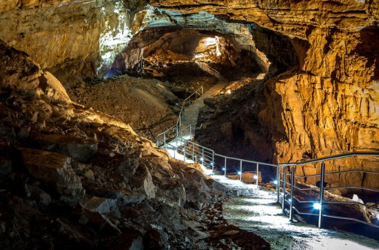 Expedition To Vjetrenica Cave