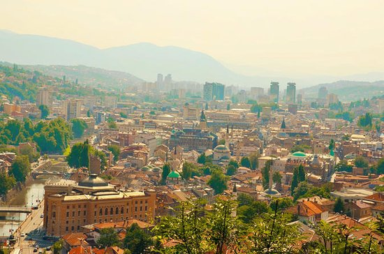 Going North and visit Sarajevo in a