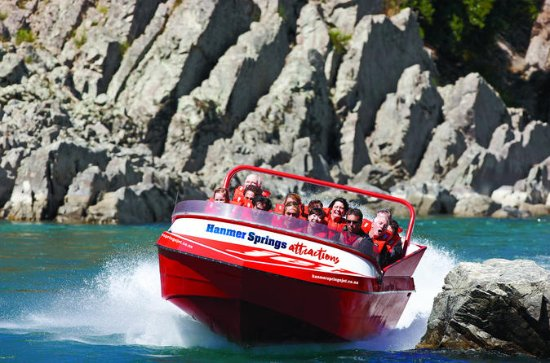 Hanmer Springs Jetboat Quad Bike och ...