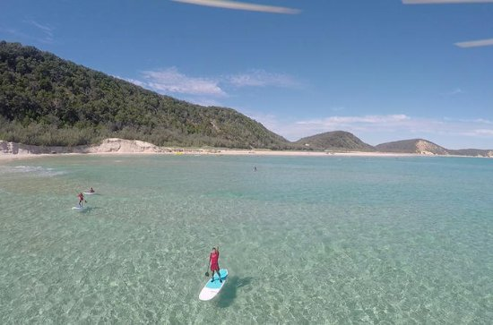 Stand Up Paddle 4WD Day Trip from Noosa Including Great Beach Drive...