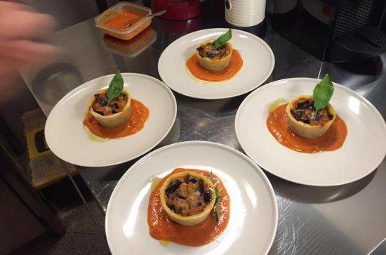 Esperienza di cucina vegetariana a