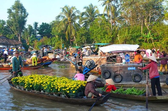 Discover Cai Be Floating Market and Tan...