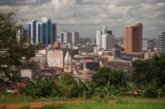 1 día por la ciudad de Kampala