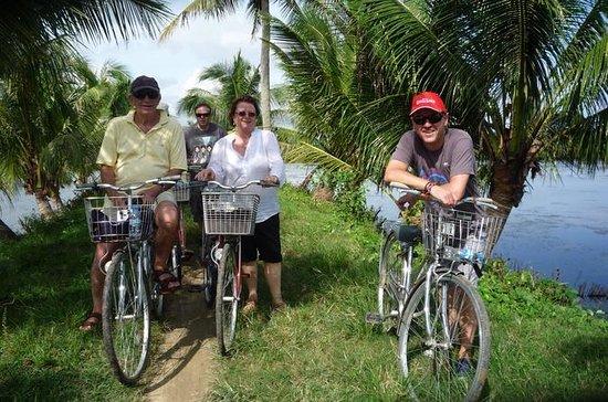 Biking in Hoi An - My Son Sanctuary