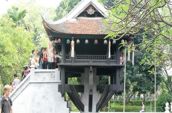 Full-Day Small Group Tour of Hanoi City