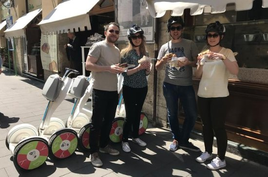 Food Tasting Segway Tour