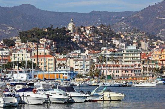 MERCADO ITALIANO: LA TURBIE...