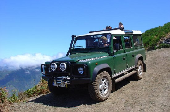Half Day Jeep Tour - Central