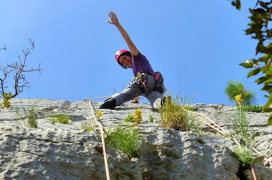 Rock Climbing in Dubrovnik 사진