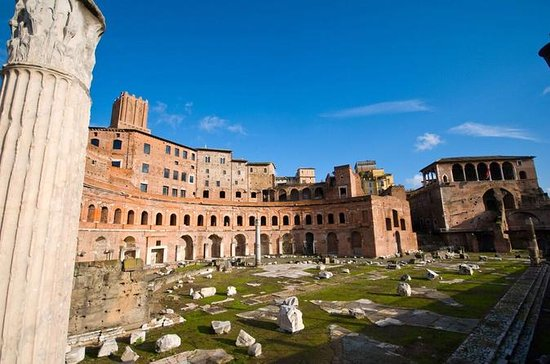 Ancient Rome Archaeological Discovery Tour Including entrance tickets...