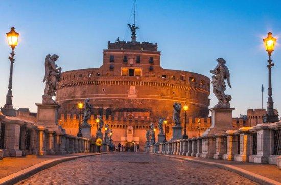 Roma: tour de 3 horas por el castillo...