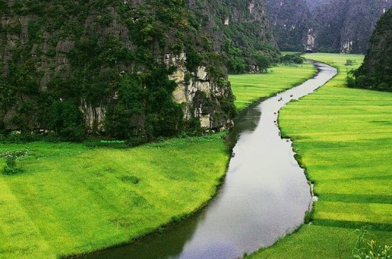 Hoa Lu Tam Coc Full Day Guided Tour...
