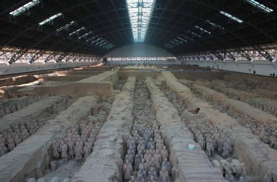 Tour por el Grupo Xi'an: Guerreros de...