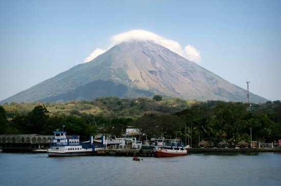 Day Trip to Ometepe Island from...