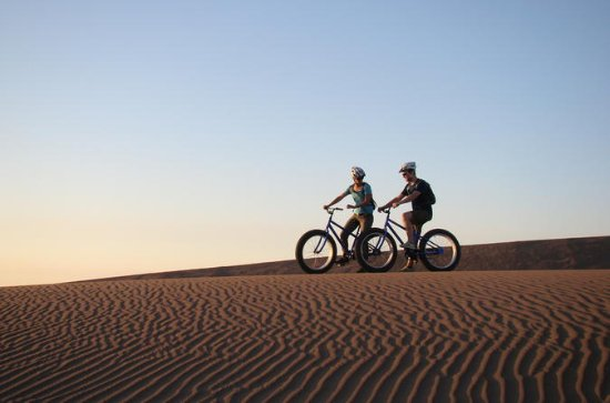 Ciclismo de llantas gordas de Atacama