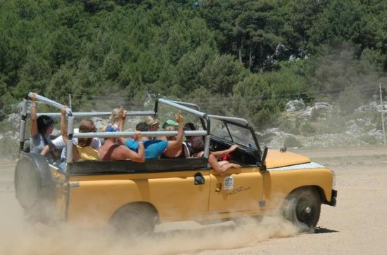 Marmaris Off-Road 4WD Jeep Safari mit ...
