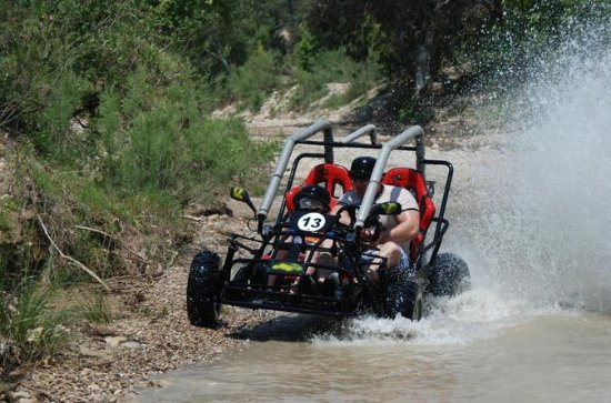 Buggy Safari at the Taurus Mountains...