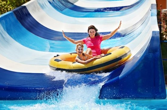 Aqualand 1-Day Pass with Lunch and Free Drinks