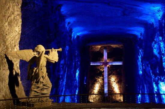 Accès anticipé à la cathédrale de sel...