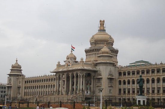 Bengaluru in a Nutshell Walk