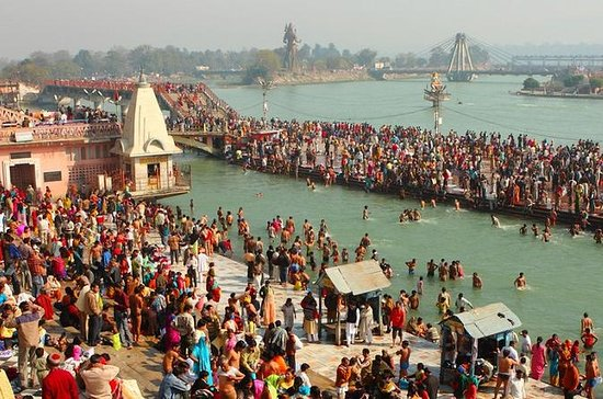 Day Trip Haridwar and Rishikesh from...