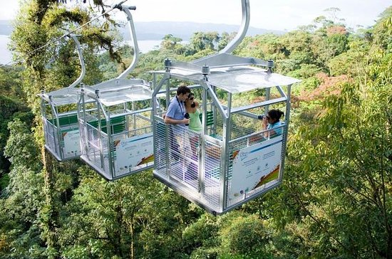 Sky Tram- Sky Trek en Sky Walk vanaf ...