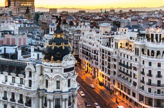 Madrid und Toledo besuchen