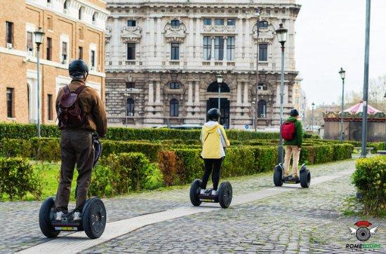 Tour histórico en Segway Roma