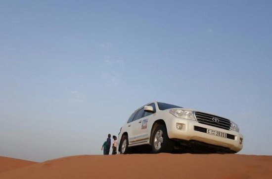 Exclusive Morning Desert Safari...