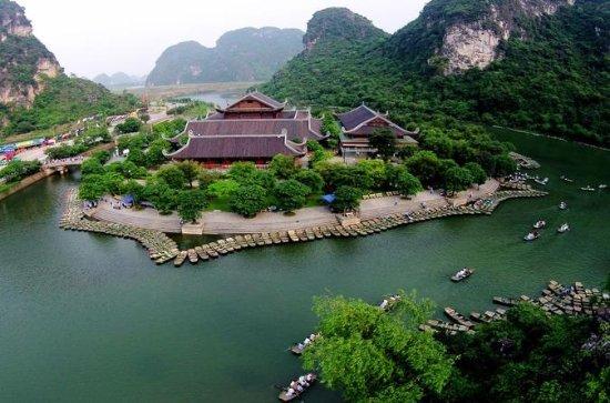 Trang An Complex and Bai Dinh Pagoda...