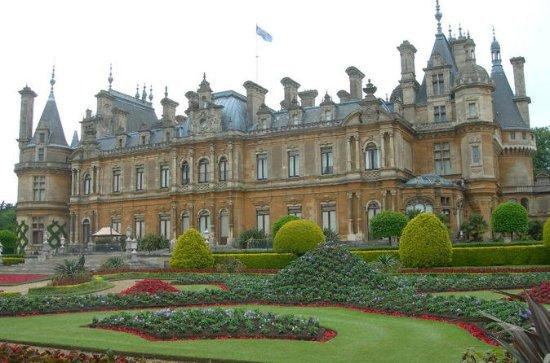 Waddesdon Manor - A Rothshild French Chateau Estate In England Private Tour: Waddesdon Manor - A Rothshild French Chateau Estate In England