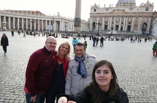 Rome's Christian Heritage: Walking