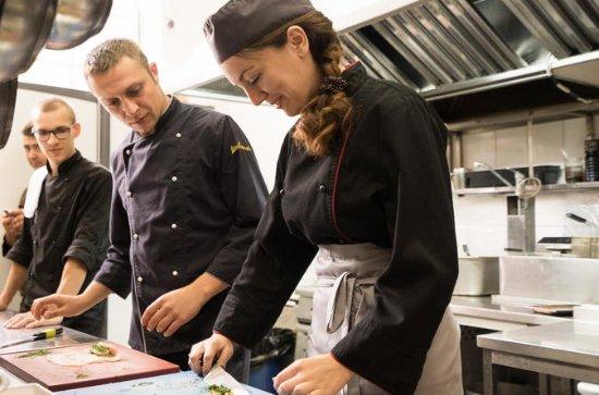 Master Class presso la cucina