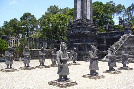 Tour de dia inteiro da cidade de Hue